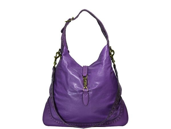 Gucci - Jackie Handbag - Purple