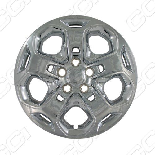 fusion ford chrome wheel hubcaps covers