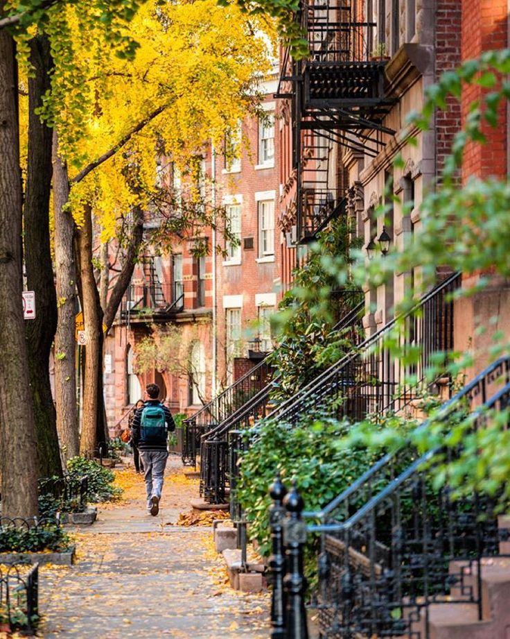 """West Village (Photo: #ty_iv)"""
