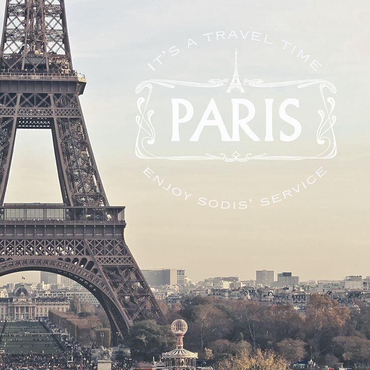 Paris #sodis #sodistravel #содис