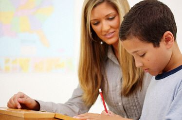 Teaching assistants are an enormous help both inside and outside the classroom. With another set of eyes in class, things often run more smoothly while having some extra input can make lesso