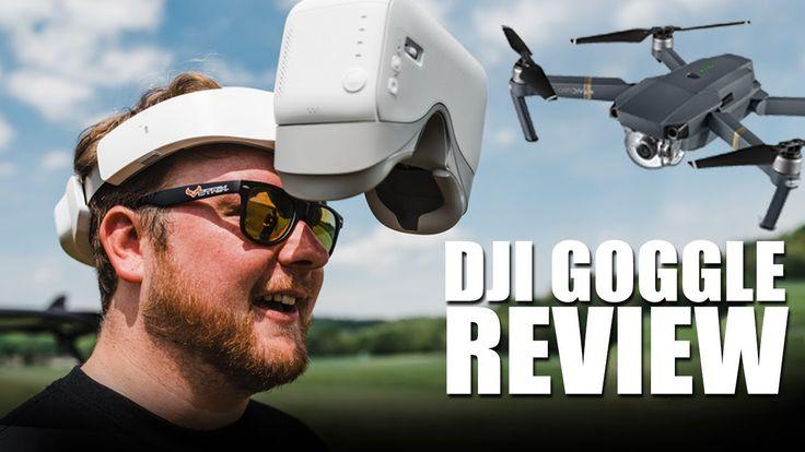DJI GOGGLE REVIEW - Worth it? https://www.camerasdirect.com.au/dji-drones-osmo/dji-goggles