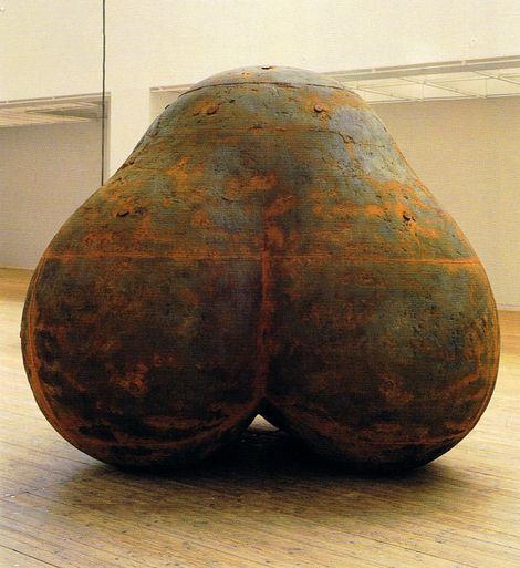 Antony Gormley, Earth on ArtStack #antony-gormley #art