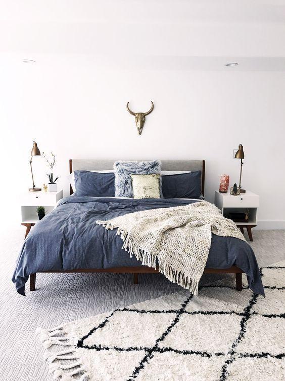 48 Simple Bedroom Apartment Design