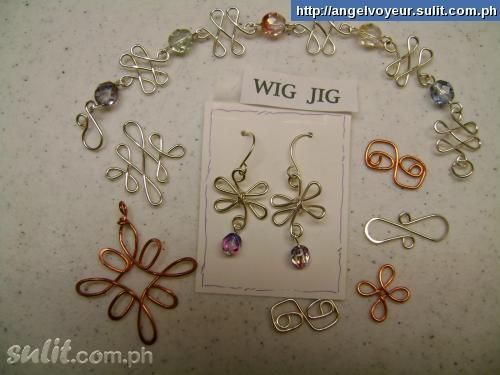 Fantastic Wire Jewelry Jig Patterns Photos - Electrical Circuit ...