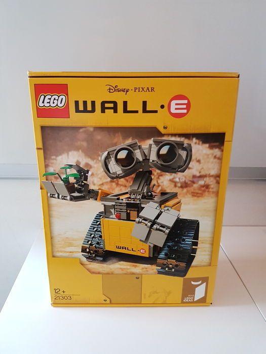 Ideas - 21303 - Wall-E  Verkozen tot beste Lego set van 2015 en nog steeds razendpopulair!Geheel nieuw in ongeopende gesealde verpakking: Lego Ideas: WALL-E Doos is in perfecte verzamellaarsconditie. Niet meer leverbaar bij Lego!  EUR 70.00  Meer informatie