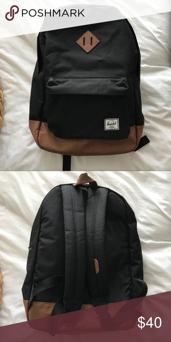 Herschel Heritage Laptop Backpack Backpack in great condition. Fits up to 15' laptop. Herschel Supply Company Bags Backpacks
