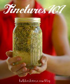Herbal Tinctures 101Lynn Ladd