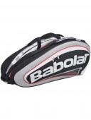 Babolat Team Line 12 Tennis Racquet Bag (Black)