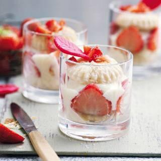 Ice Cold Lemon Strawberry Fraisier Recipes — Dishmaps