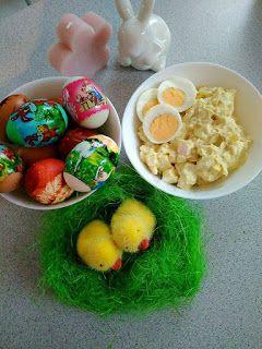 Maminkou napořád ♥: Zdravá vajíčková pomazánka