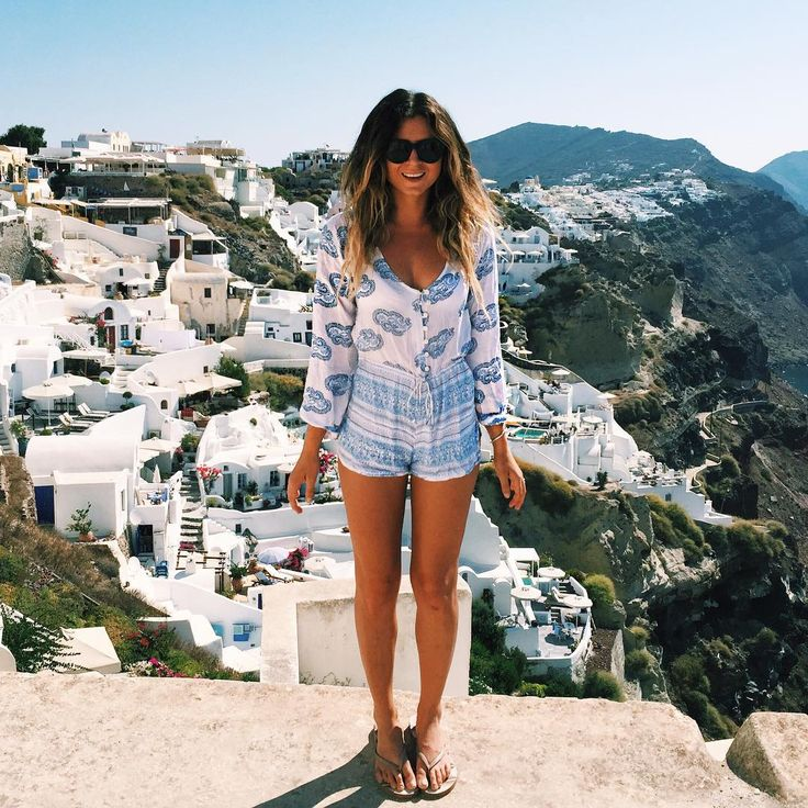 Anastasia Asley visited #Santorini and #ArtMaisons and she absolutely loved it!