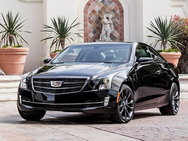 2016 Cadillac ATS and CTS offer new Black Chrome Packages - Kelley Blue Book