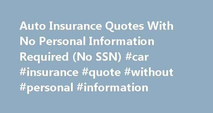 Car Insurance Quote Without Personal Details: 25+ Best Quotes About Frustration On Pinterest