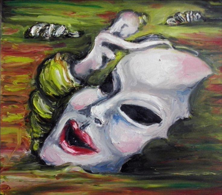 Oil painting 40cm x 40cm  www.iobrazy.com.pl