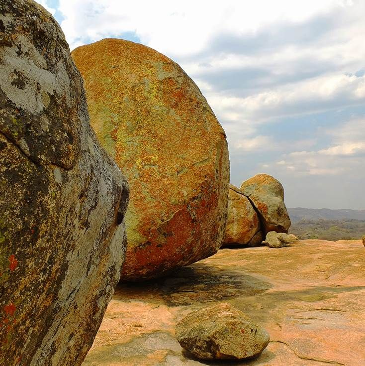 Matobo Hills National Park, Zimbabwe                                                                                                                                                                                 More