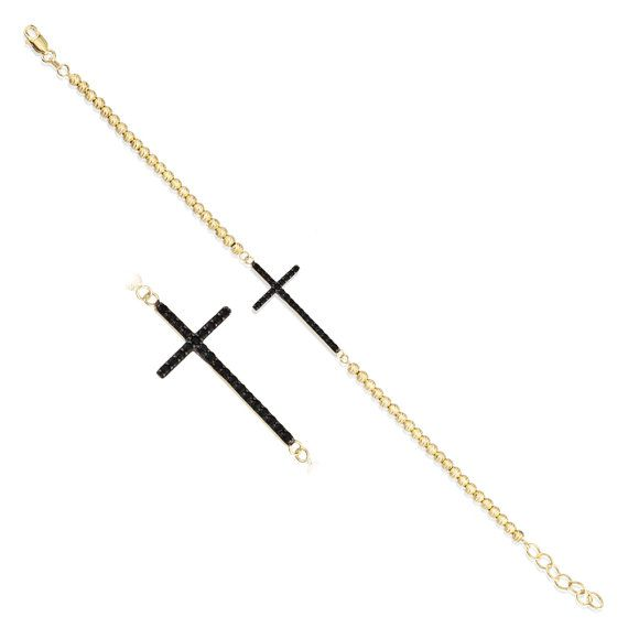 EXPRESS Worldwide Cross Figure Pure Silver 2014 by JeweeDiamond, $39.90