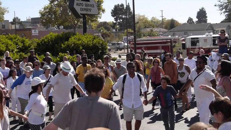 Ciranda de Roda No Berkeley Brazil Day