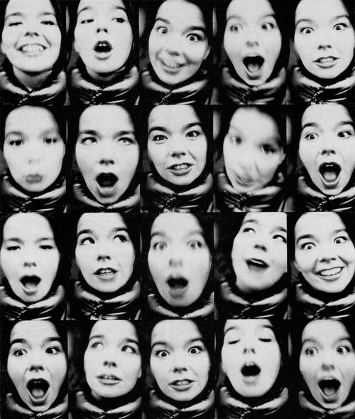 The most amazing woman God ever made. Bjork!