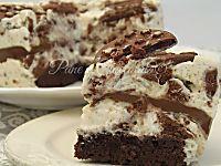 La Torta Fiocco di neve vi avvolgera' di immensa golosita', e' tr le torte facili che piu' amerete fare perche' fresca e si tiene in freezer!