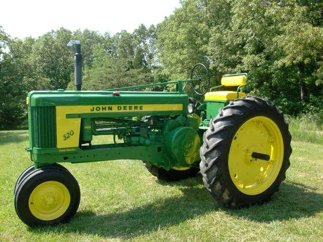 Great John Deere tractor!