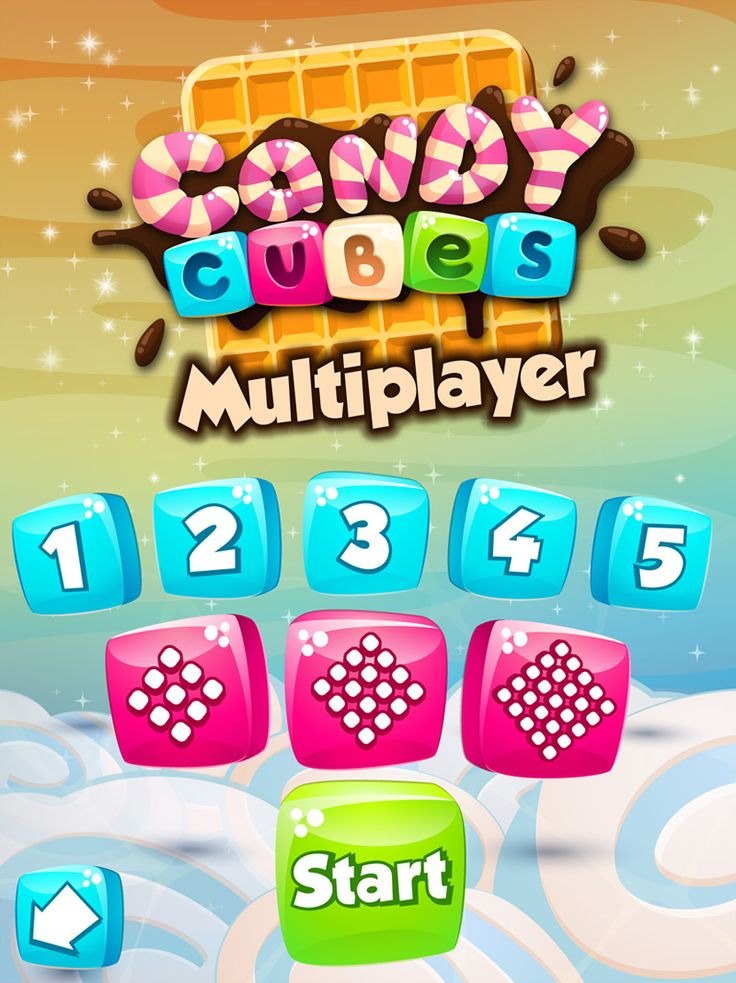 Candy Cubes | Fgfactory