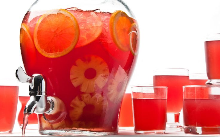 A tasty Jungle Juice cocktail recipe.