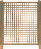 Bambuszaun trellis Wuhan Sichtschutz Bambus mit Stabe von 16mm und Rahmen von 5cm