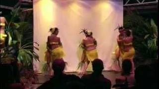te hiva danceb rarotonga - YouTube