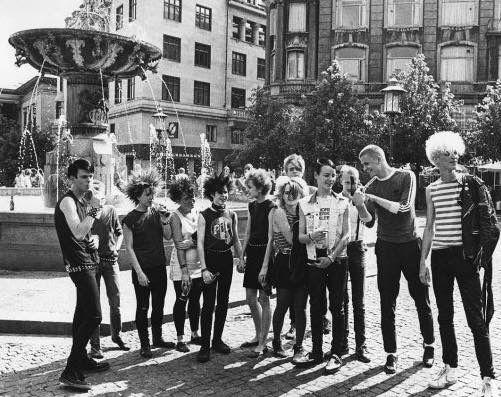 Punk i Hafnia, 1982