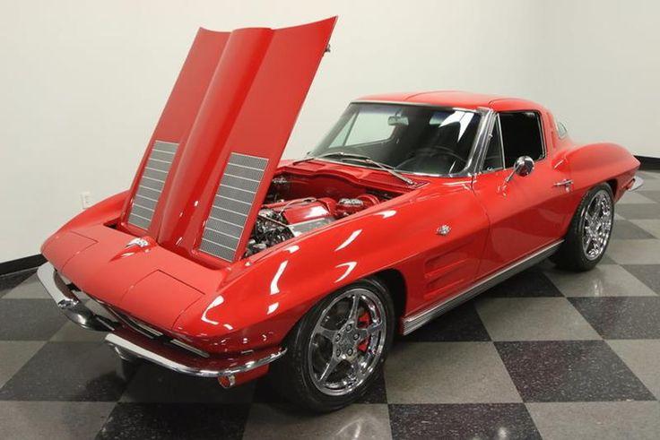 Used 1963 Chevrolet Corvette For Sale - $180 split-window