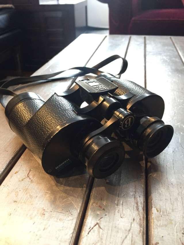 BUSHNELL Binoculars by Kealani Seika Izumi (kikibunz) on Bunz