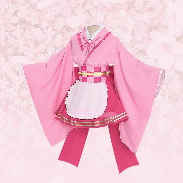 Pre Order Demon Slayer Nezuko Kamado Tamayo Kanao Tsuyuri Mitsuri Kanroji Muzan Kibutsuji Maid Cosplay Sd01292 Sy In 2020 Harajuku Fashion Street Maid Cosplay Fashion Submitted 1 month ago by cool5155. harajuku fashion street maid cosplay