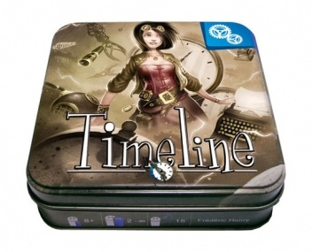 Timeline I - Inventions | Asmodee Editions