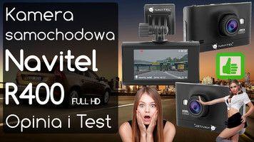 Navitel R400 kamera samochodowa – Opinia i Test