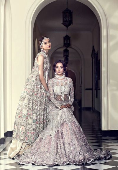 "Pakistani Fashion-Elan's ""Le Bijou"" Bridal Collection, 2015"
