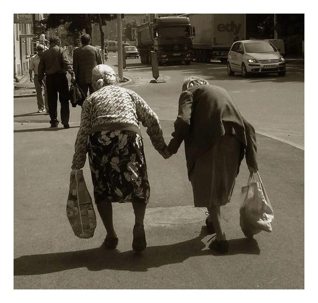 Friendship. Photographer unknown.