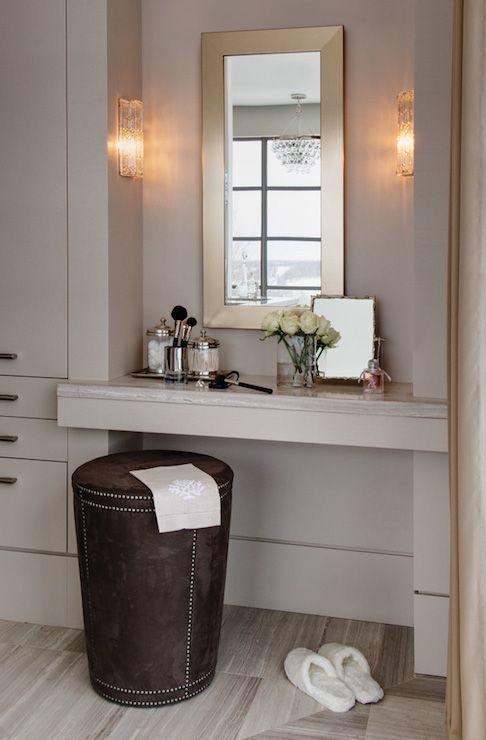 Kimberley Seldon Design Group Closets Dressing Rooms
