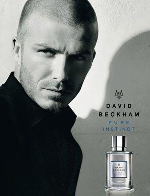 David Beckham for David Beckham Instinct fragrance