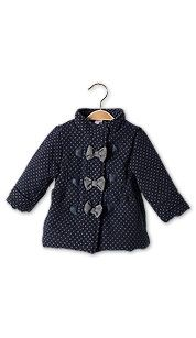 Baby-jas in donkerblauw