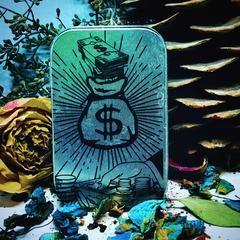 RitaS Mo Money Hoodoo Root Petition Amulet  Bring Prosperity