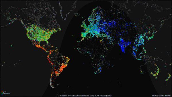 Global Internet usage - Wikipedia, the free encyclopedia