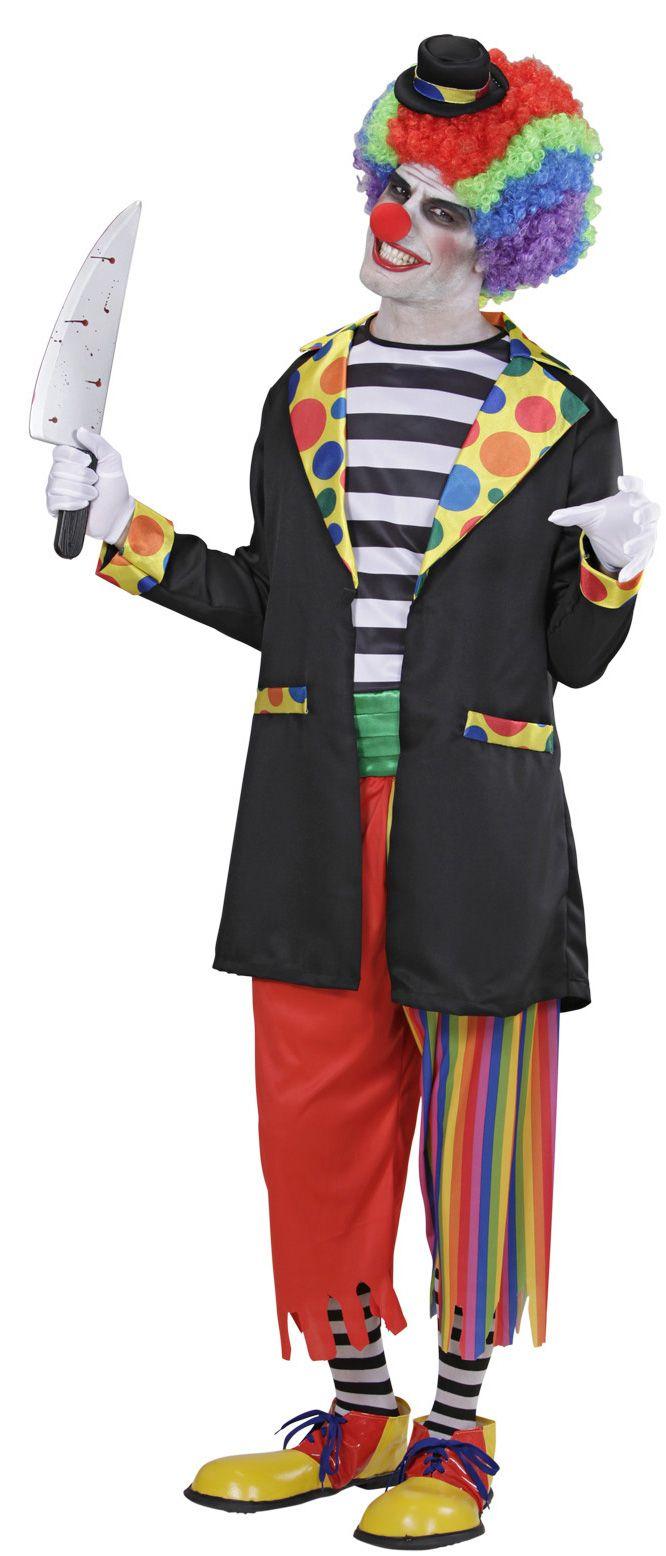 Costume clown assassino uomo Halloween e molti altri vestiti di Halloween da uomo incredibili! A partire da 9.99€ Vestiti da uomo per una notte di Halloween da brividi...
