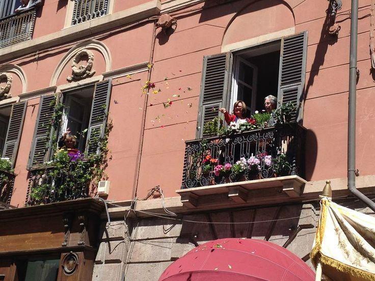 La Settimana Santa per le vie di Cagliari