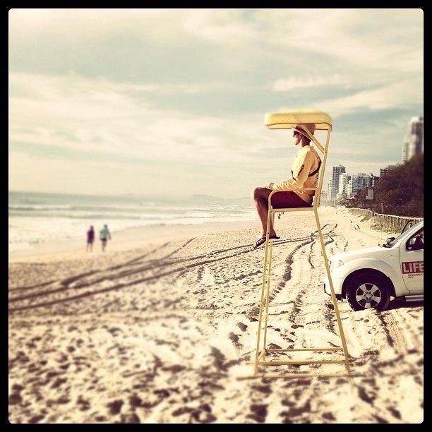 Gold Coast Lifeguard protecting our beaches