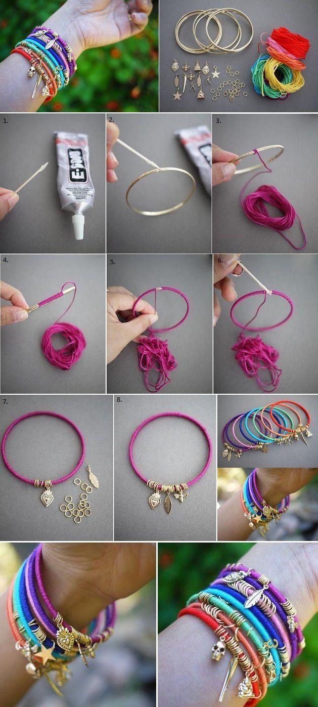 best 25+ summer bracelets ideas on pinterest | diy delicate