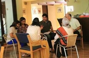 Workshop on How to Learn English Grammar at Spoken English Classes in Bangalore - http://SpokenEnglishIndia.com/english-grammar-workshop/