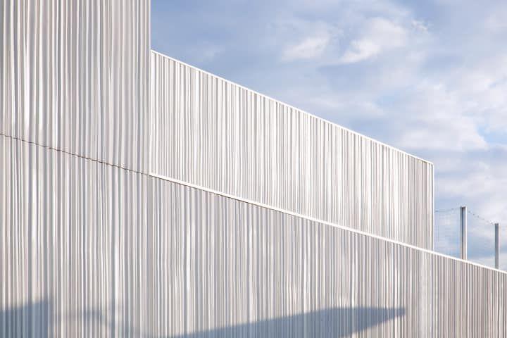 Multifunctional building ZAC des Lilas, Paris 20e