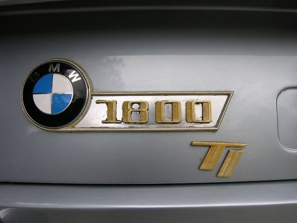 1965 BMW 1800Ti