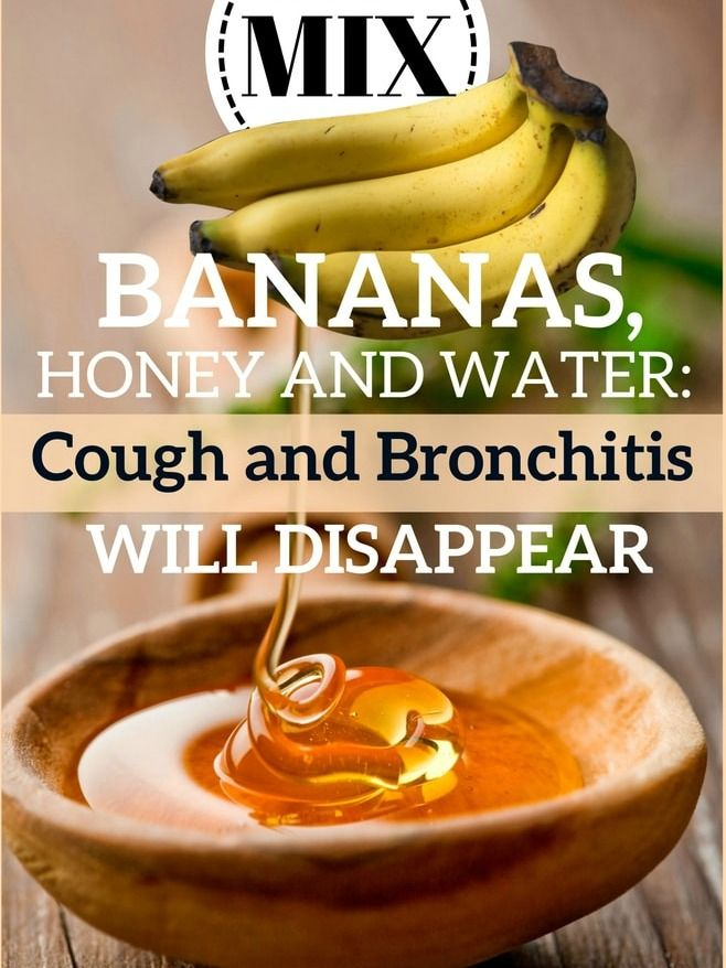 Mix-Bananas-Honey-and-Water-Cough-and-Bronchitis-Will-Disappear